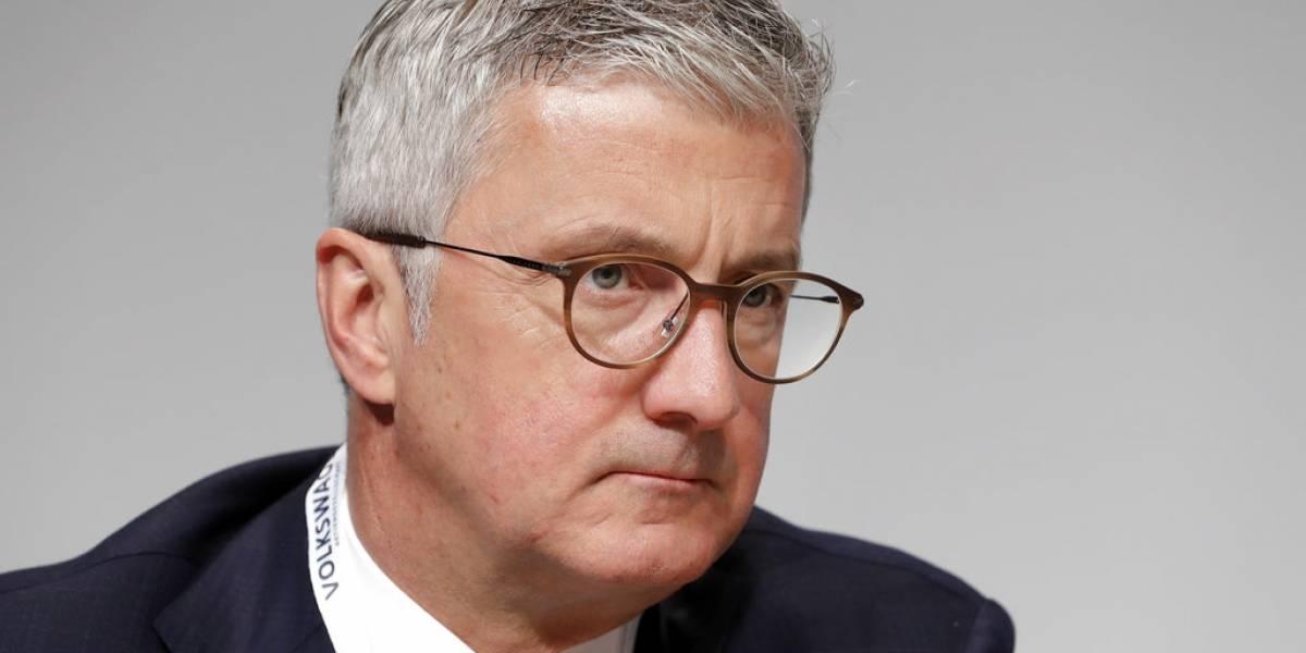 El caso de motores diésel adulterados ahora deja bajo arresto al CEO de Audi