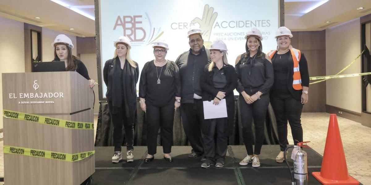 #TeVimosEn: ABERD celebra taller de seguridad para eventos