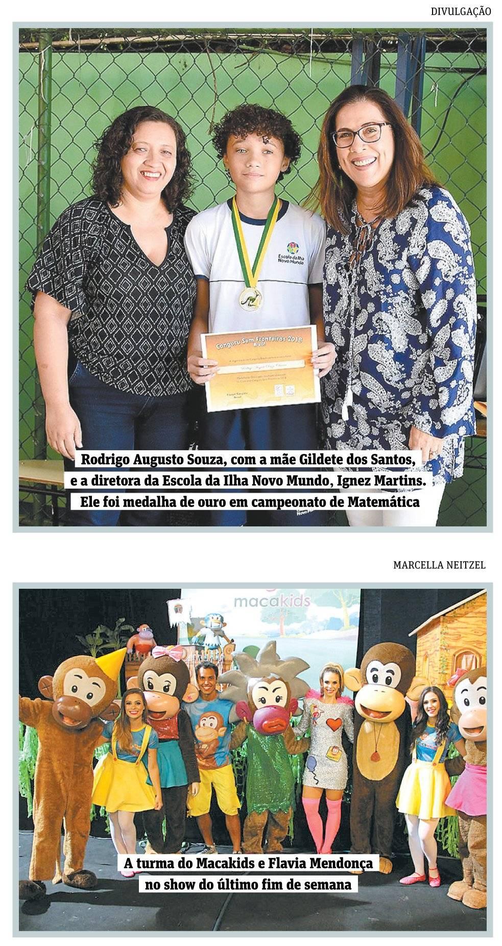 Coluna Viviane Anselmé 19 de junho de 2018