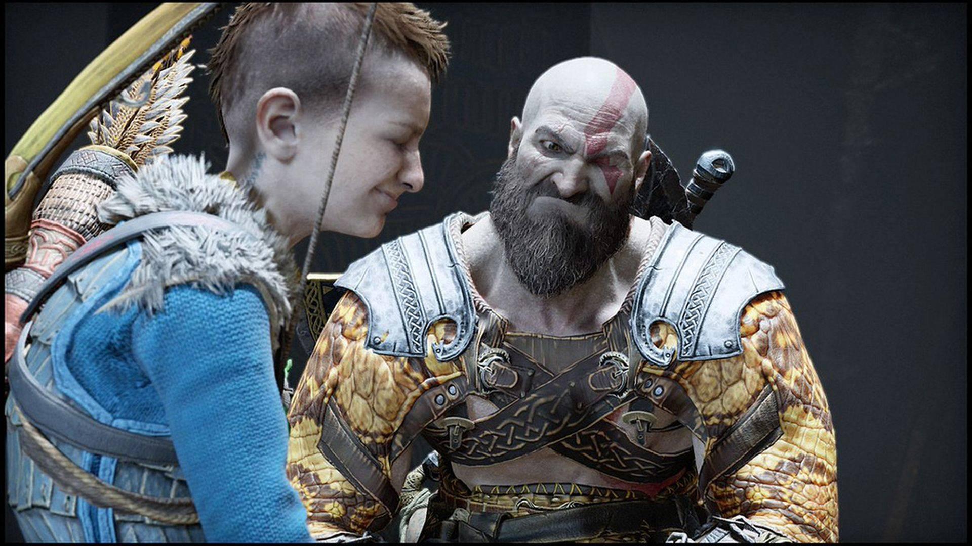 God of War celebró el Día del Padre con un video especial y una serie de pósters