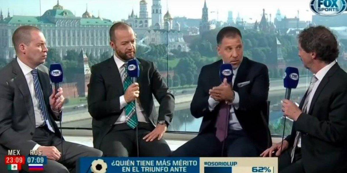 VIDEO: Alberto García Aspe llama 'imbécil' a André Marín
