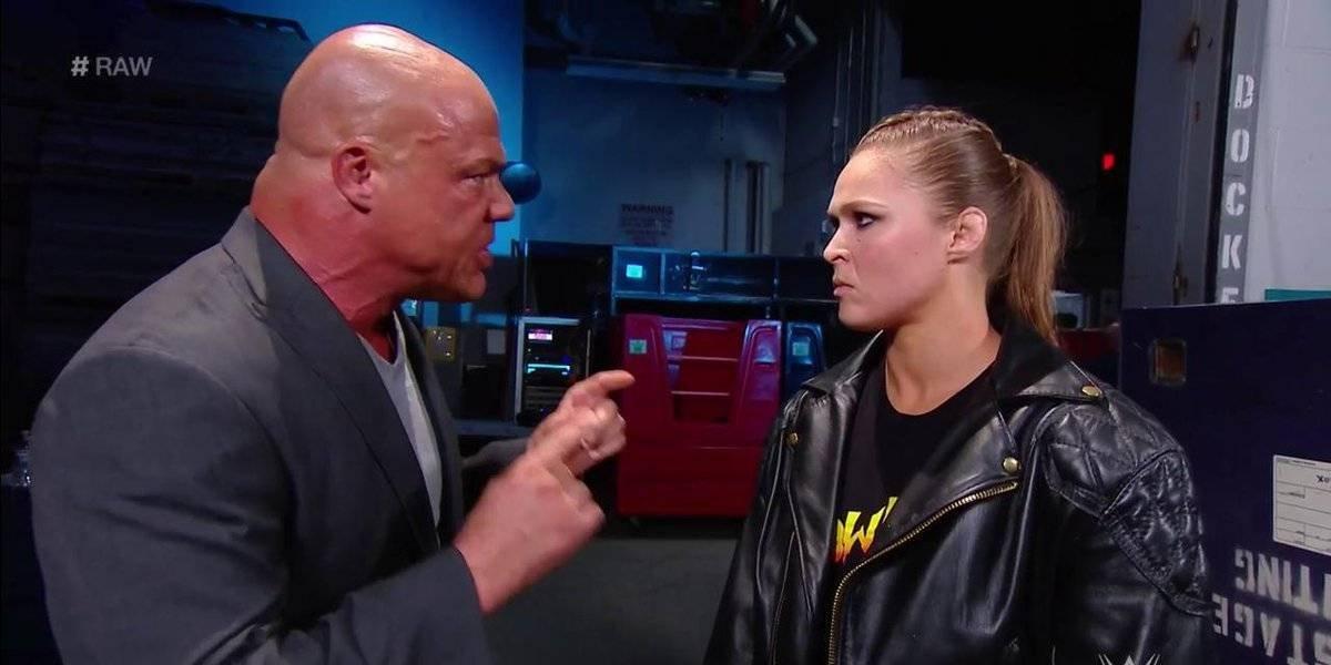 Ronda Rousey es suspendida de la WWE por 30 días