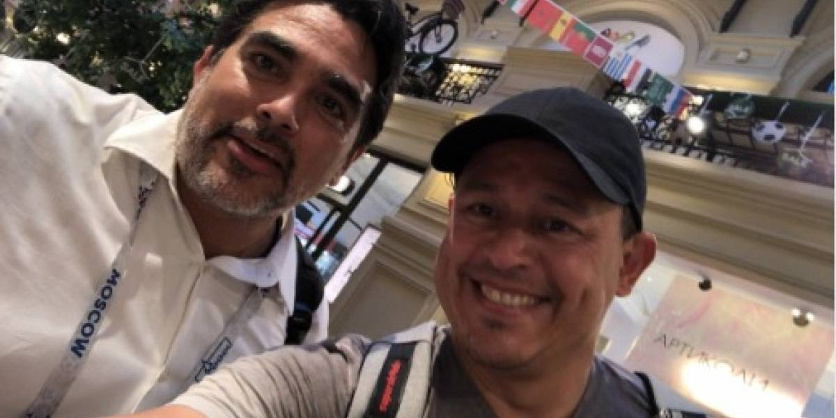 Diego Arcos responde ante video viral en transmisión desde Rusia