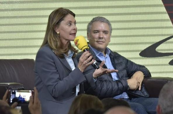Esto será lo que ganará Iván Duque y Marta Lucía Ramírez como presidente y vicepresidenta