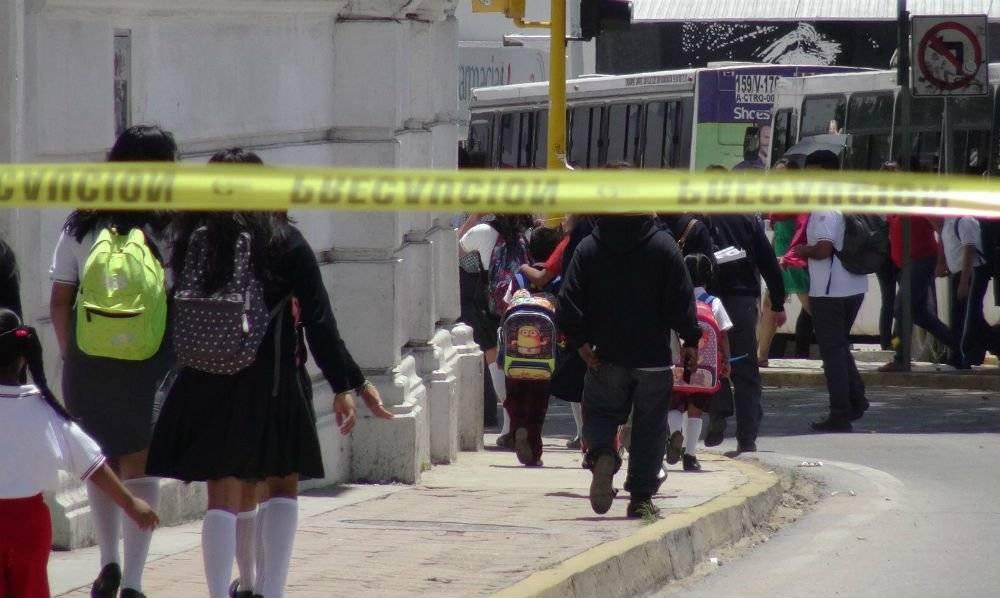 Más de 18 mil niños están en otras escuelas. Foto: Cuartoscuro
