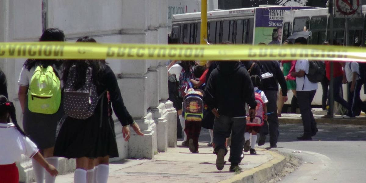 Escuelas en Nuevo León, blanco fácil de ladrones