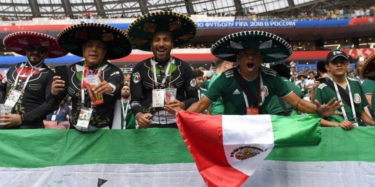 FIFA investiga a México por la actitud de sus fans en triunfo ante Alemania