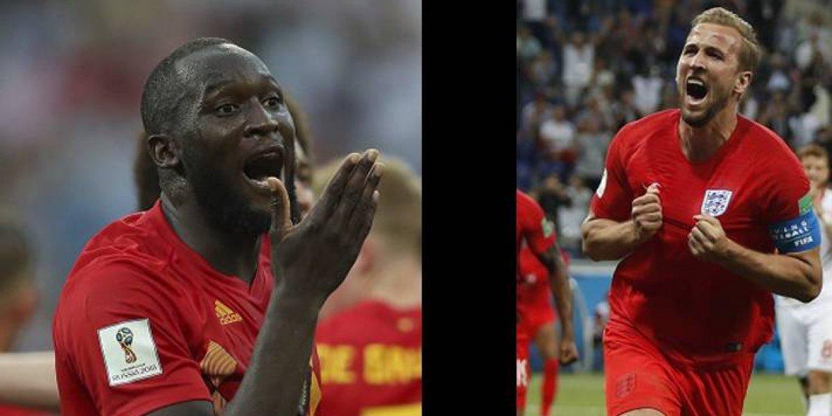 Bélgica golea a Panamá e Inglaterra gana en el final