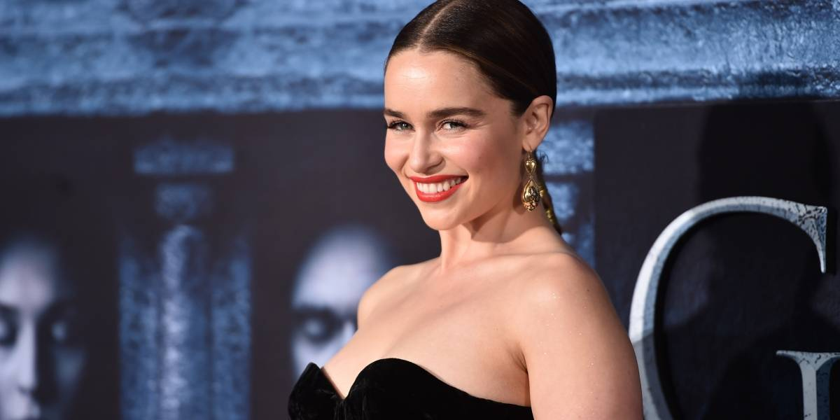 Así es como Emilia Clarke se despide de Game of Thrones