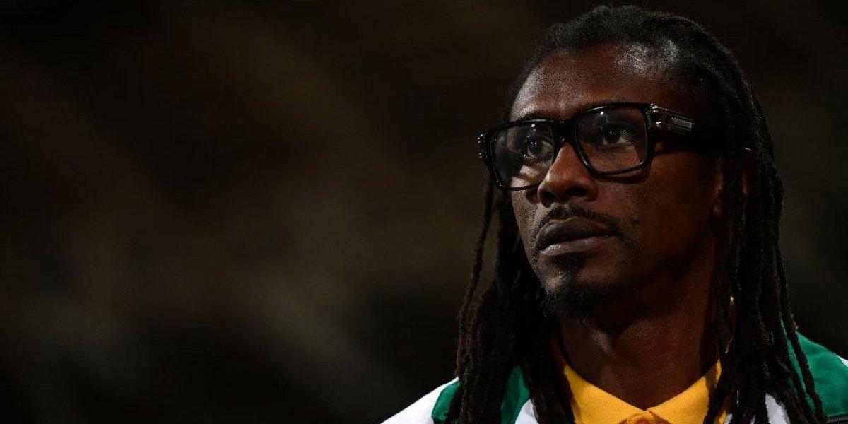 """DT de Senegal desafía: """"Tengo la certeza de que algún día un país africano ganará el Mundial"""""""