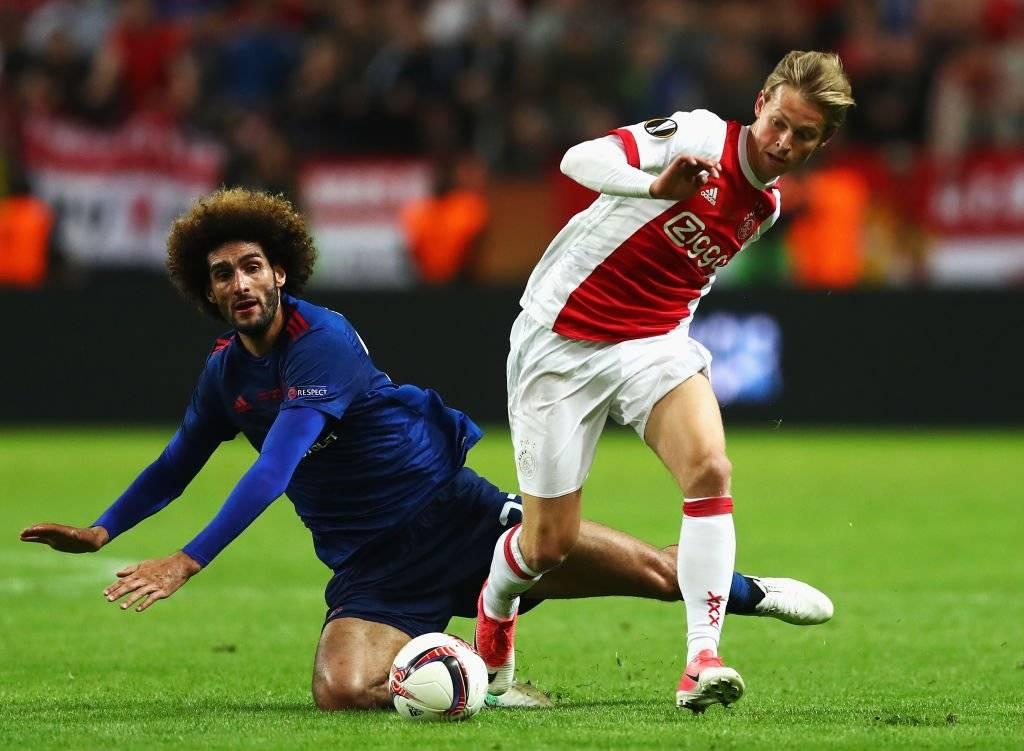 Frenkie de Jong es uno de los jugadores de mayor proyección en la nueva camada holandesa / Foto: Getty Images