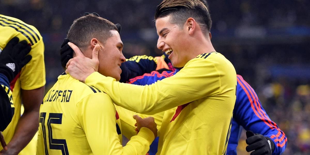 ¡Confirmado amistoso entre Colombia y Argentina después del Mundial!