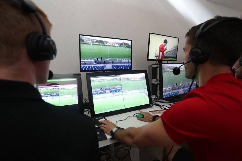 Primer Mundial con videoarbitraje