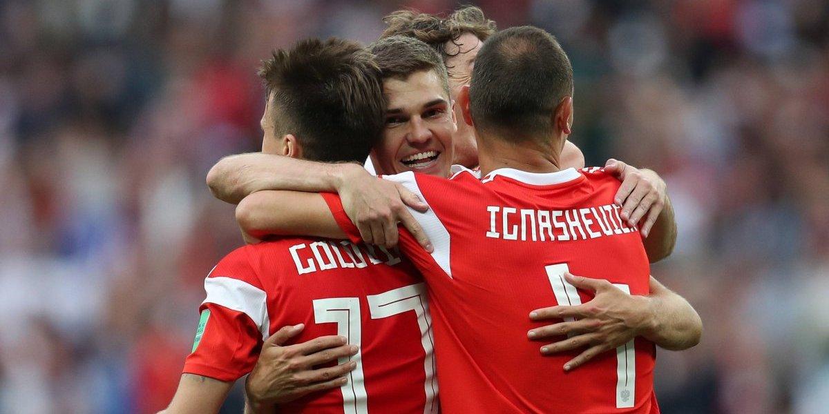 Minuto a minuto: Rusia quiere revalidar su goleada, esta vez ante Egipto