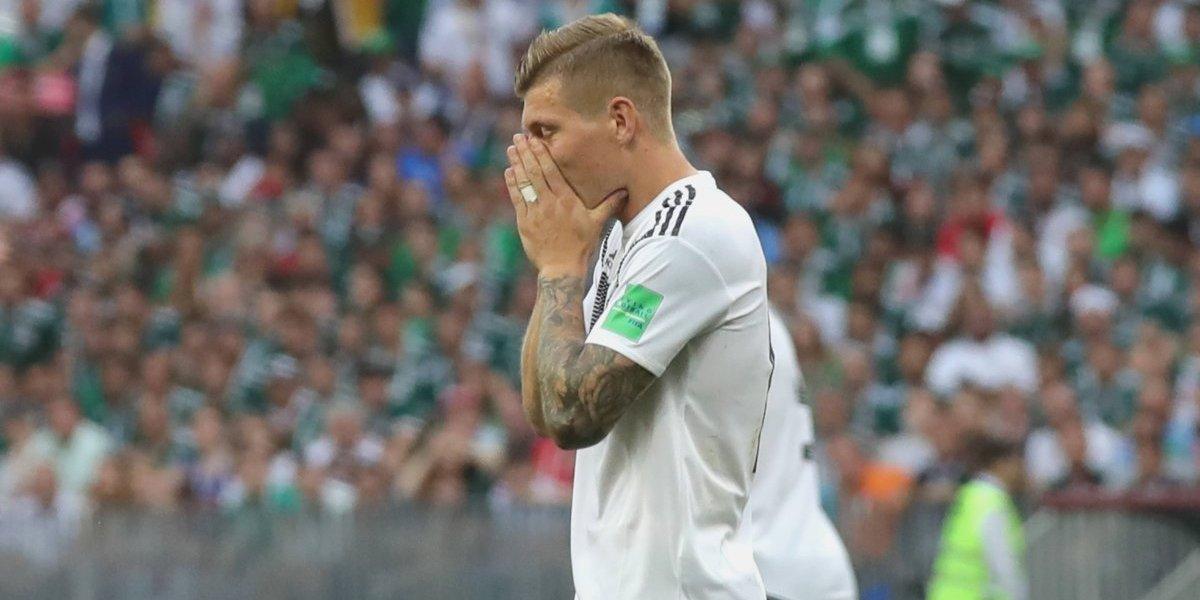 Alemania cerró las puertas después del fracaso con México en su debut en el Mundial Rusia 2018