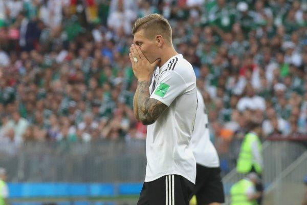 Los alemanes siguen golpeados por la derrota / imagen: Getty Images