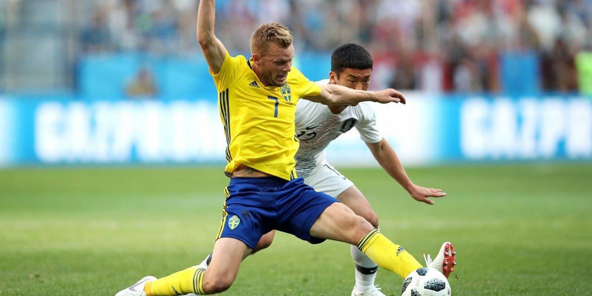 Minuto a minuto: Suecia y Corea del Sur debutan en el Grupo F en Rusia 2018
