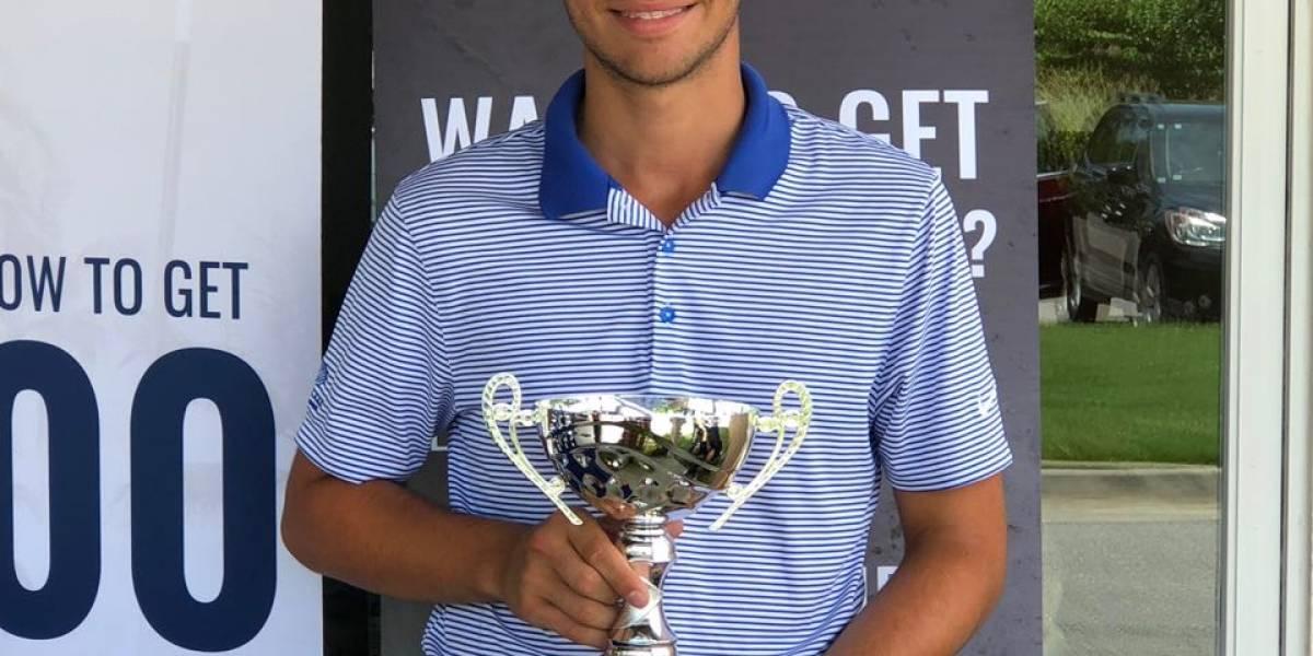 Julio Ríos gana en el Greg Norman Junior Open