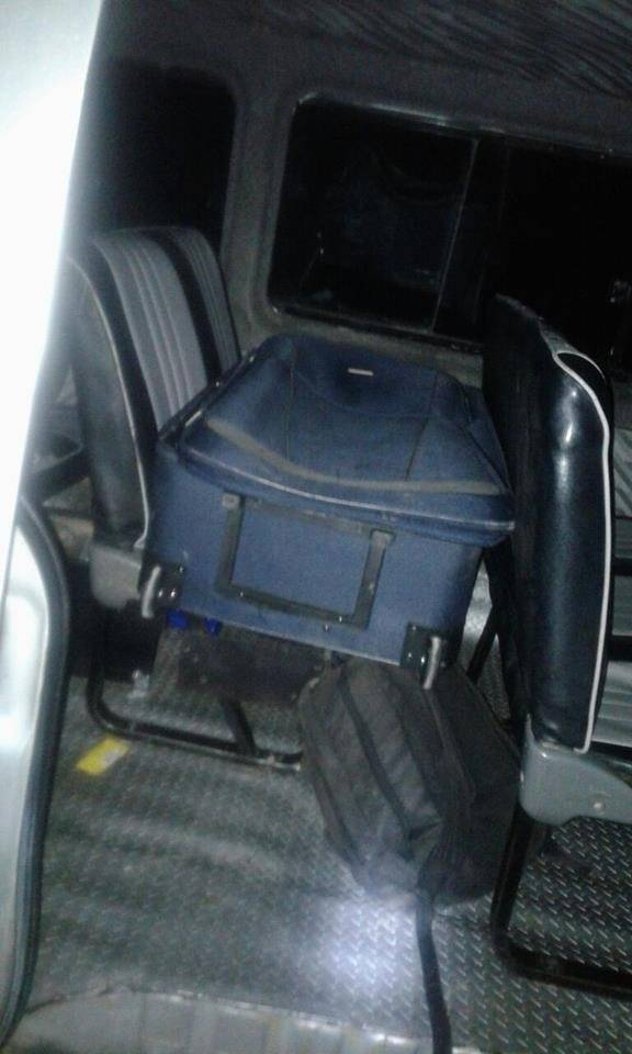hondureños y guatemaltecos capturados con droga en Petén