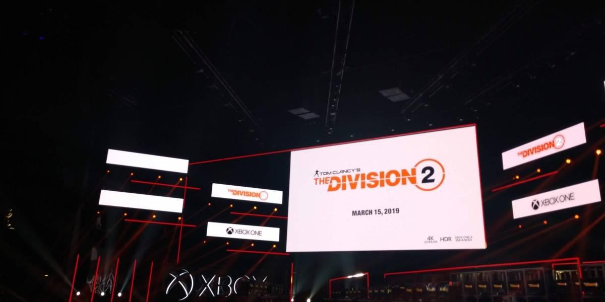 The Division 2: así me fue en mi primera experiencia con un RPG multijugador