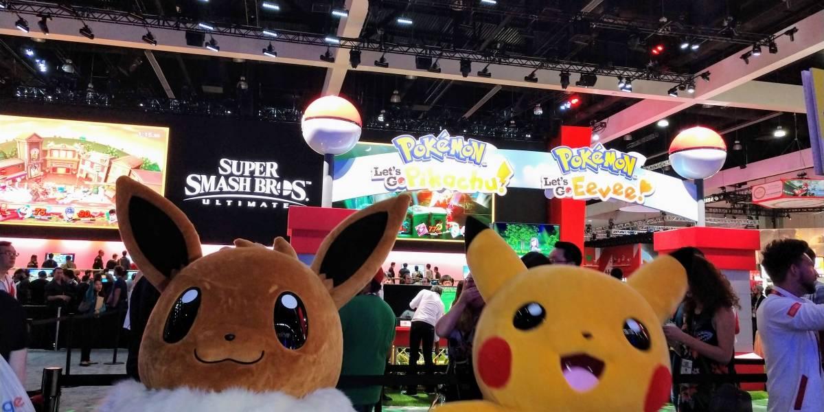 Probamos 'Pokémon Let's Go' en Nintendo Switch: estas son nuestras impresiones