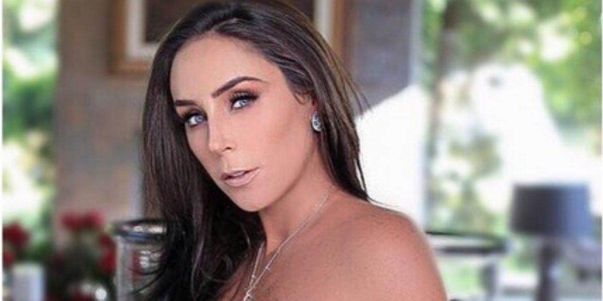 Inés Gómez Mont dio a luz a su sexta hija