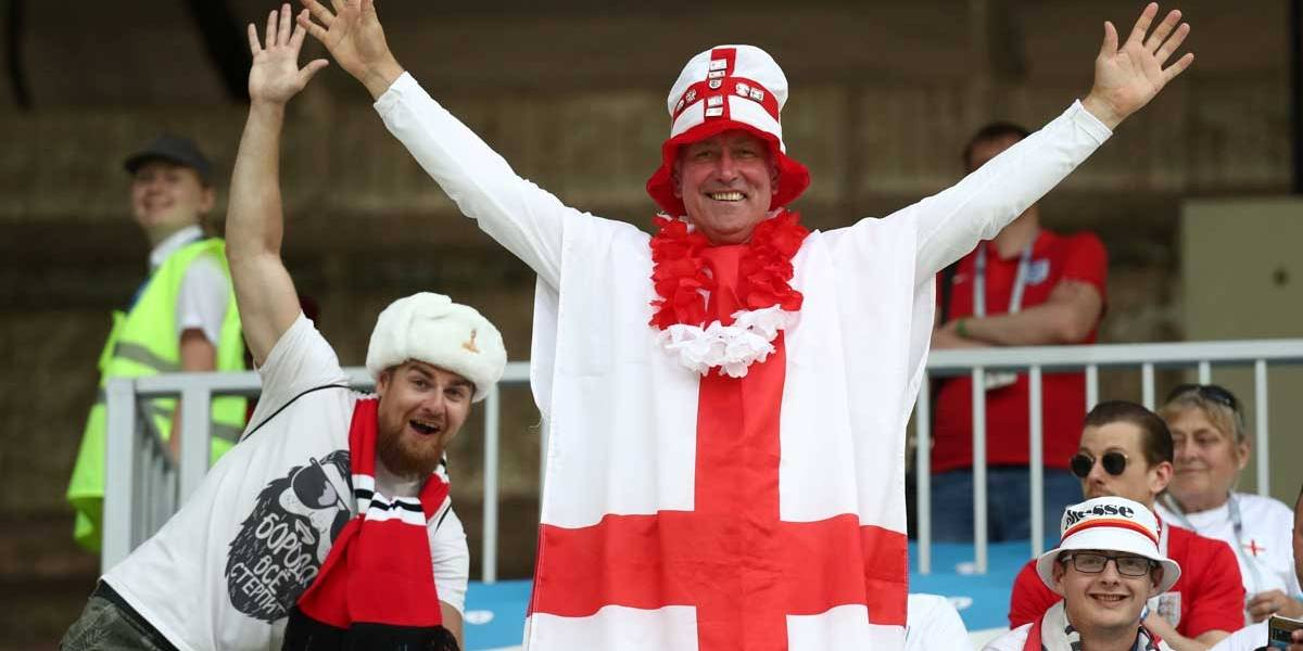 AO VIVO: Tunísia 1 x 2 Inglaterra pelo grupo G
