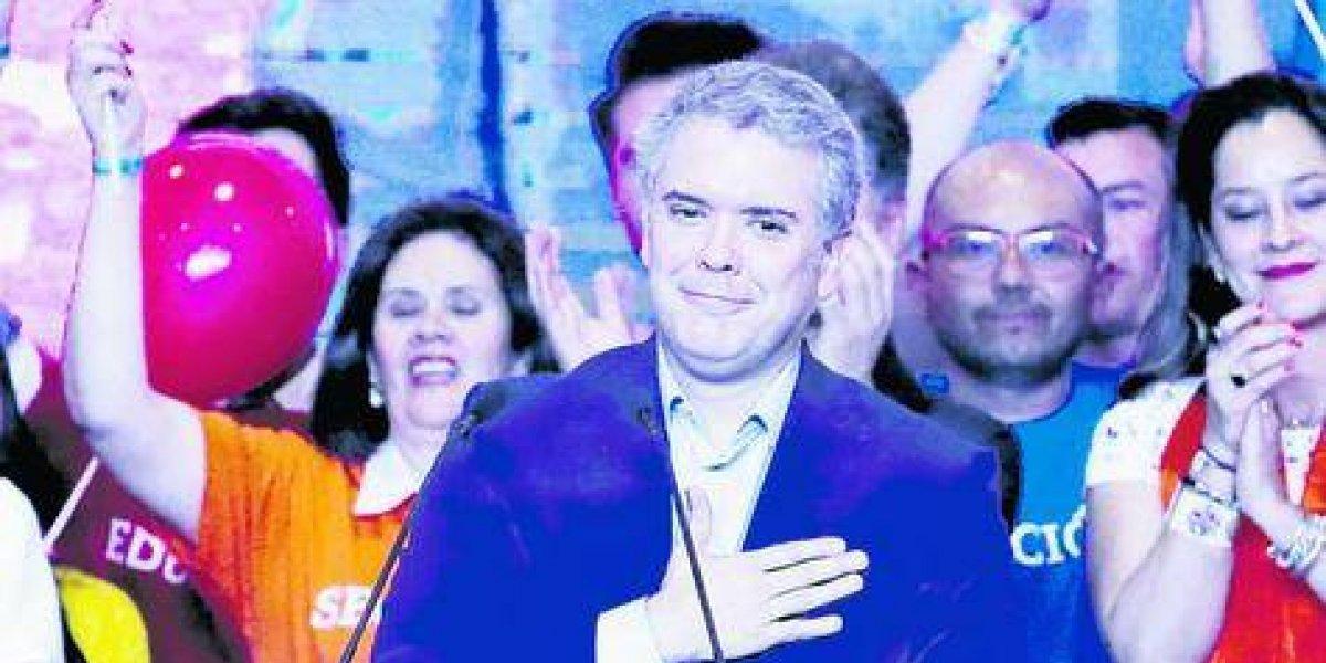 Quién es Iván Duque, el nuevo presidente de Colombia
