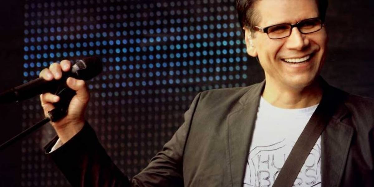 Jesús Adrián Romero se presentará el 20 de octubre en el Palacio de los Deportes