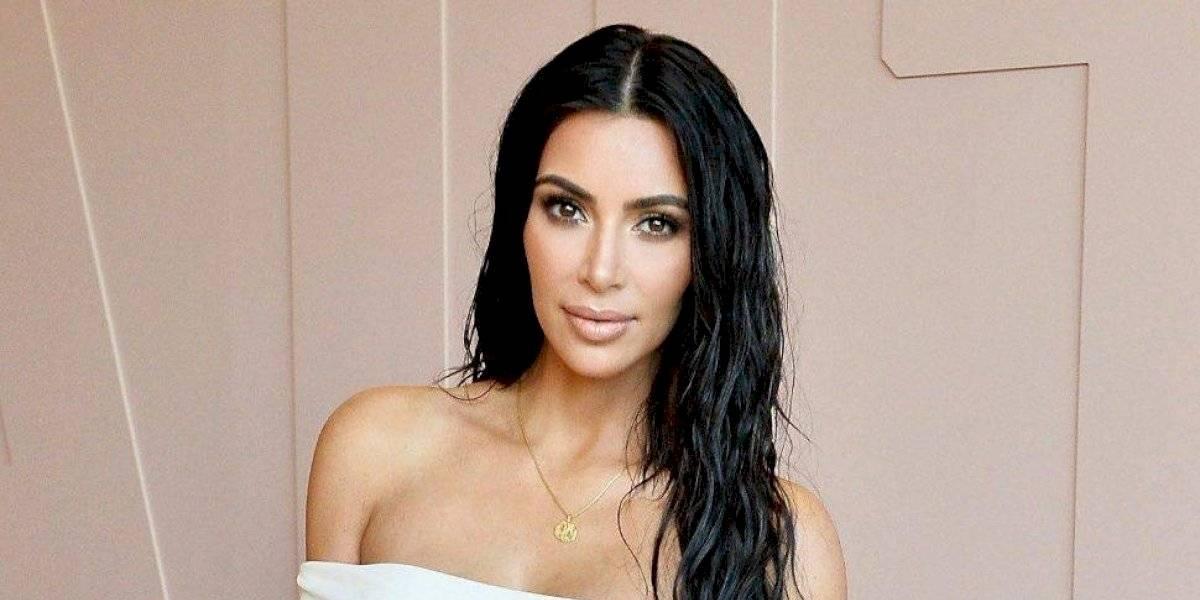 Kim Kardashian enloquece a sus seguidores con sensuales fotografías