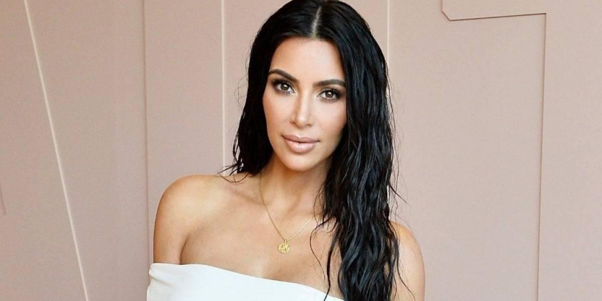 El Peinado De Kim Kardashian Que Ha Generado Criticas Y Fuertes