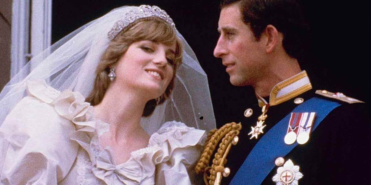 Sobrinha usa tiara que a princesa Diana utilizou em seu casamento