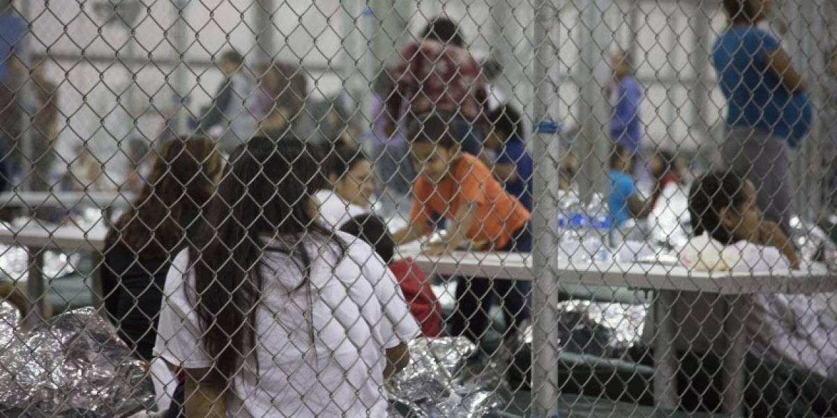 EN IMÁGENES. Más de 2 mil 300 menores ya fueron separados de sus familias en frontera de EE. UU.