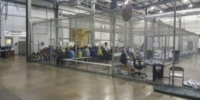 Menores separados de sus familias en frontera de EE. UU.