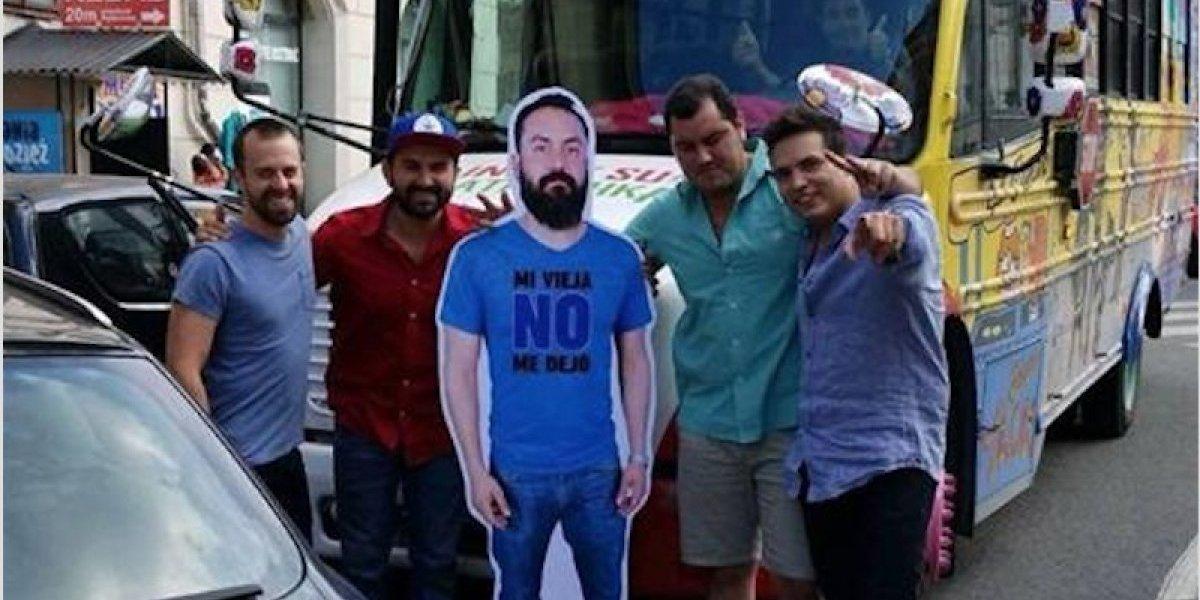 VIDEO. Mexicanos de Ingue Su Matrushka muestran cómo viven su pasión por el Mundial