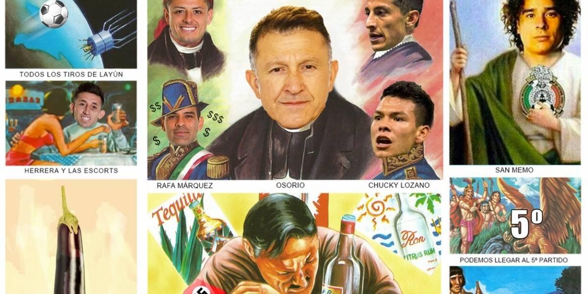 El Mundial de Rusia avanza y estos son los memes que ha dejado hasta el momento
