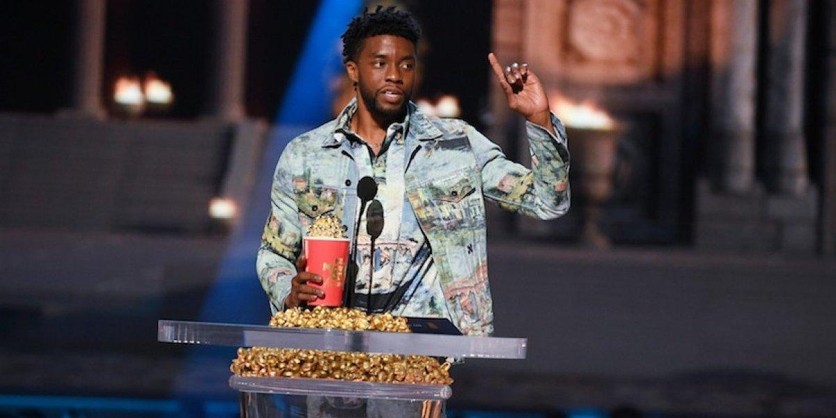 "La película ""Pantera Negra"" se corona como la favorita de los premios MTV 2018"