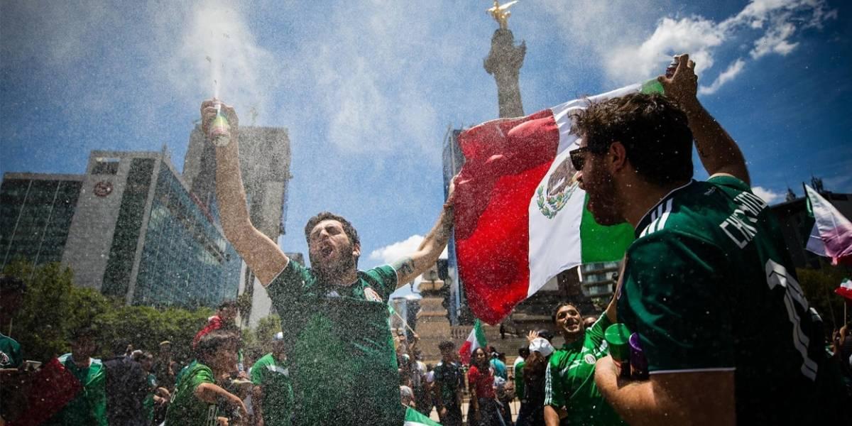 """Se registró """"temblor"""" en la Ciudad de México por festejo del gol de la Selección"""
