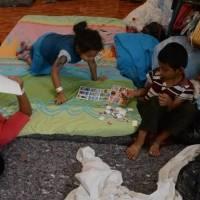 Niños afectados por el volcán de Fuego recibirán subsidio