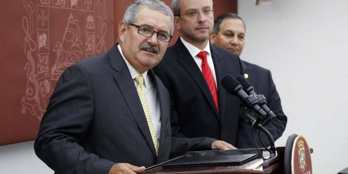 Caldero aclara orden administrativa solo permite transportar a la familia del gobernador en helicópteros de FURA