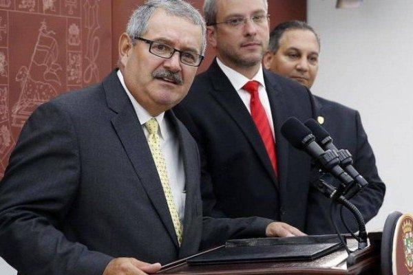 José Caldero, nuevo jefe de la Policía de San Juan.