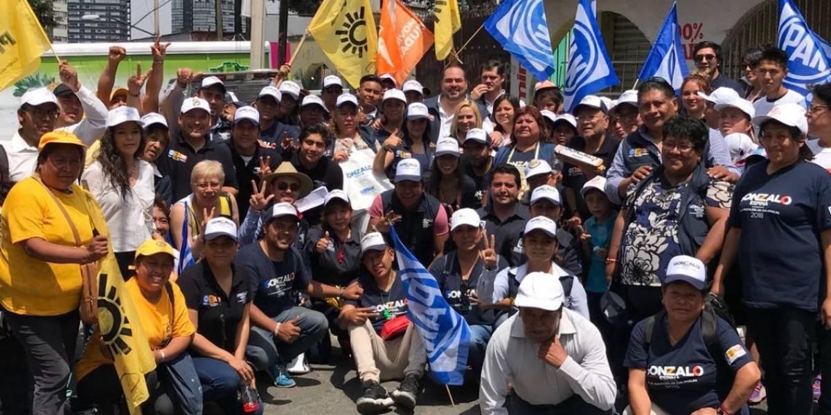 """""""Se acerca el día para la alternancia en Cuajimalpa"""", afirma Gonzalo Espina"""