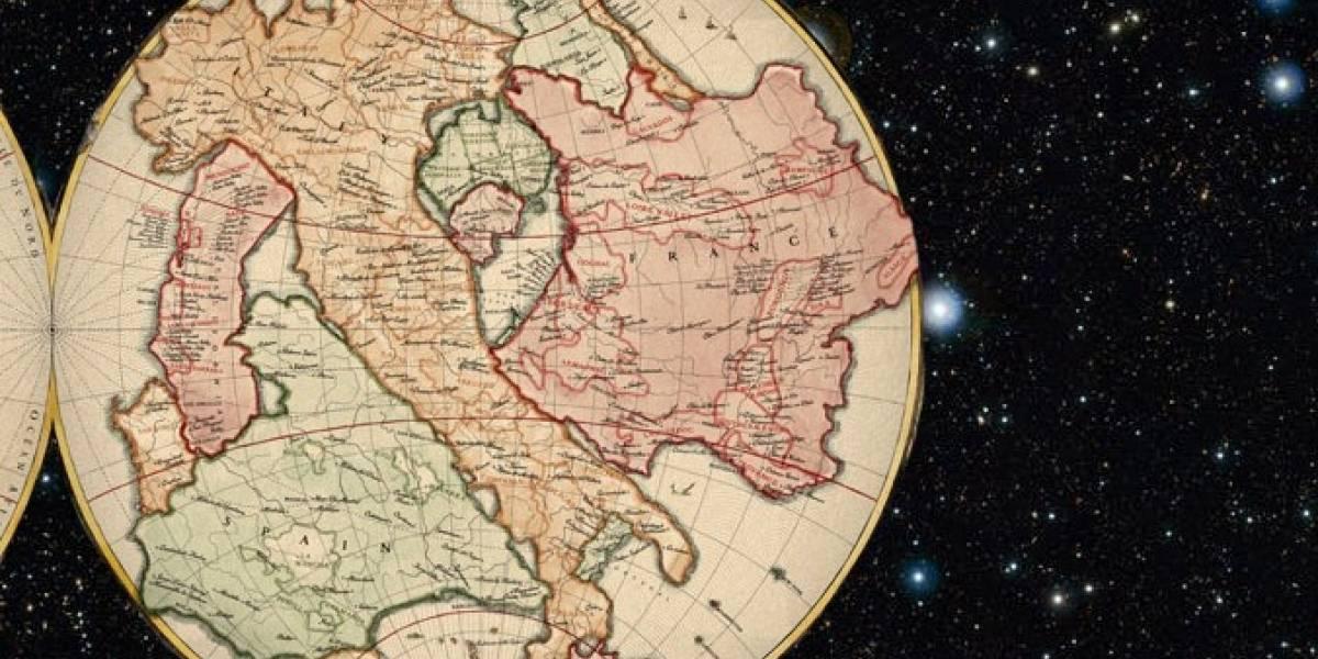 Este sistema te dice dónde estaba tu casa en el supercontinente Pangea
