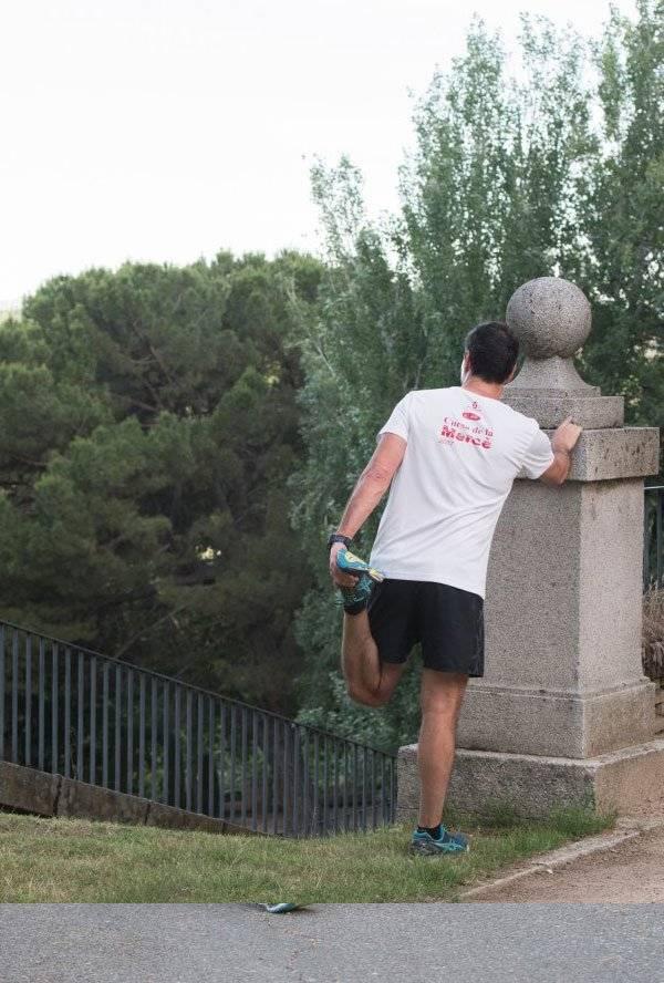 Pedro Sanchez España Runner Perra