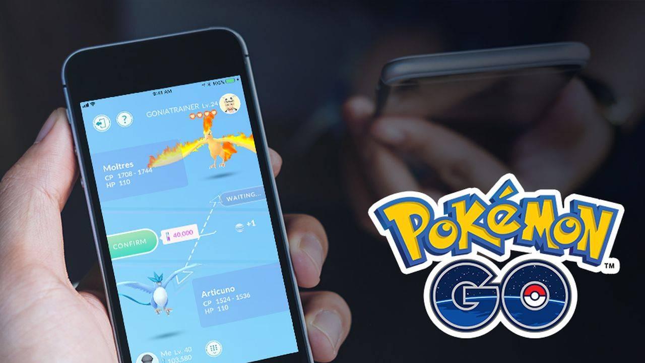 Pokémon GO por fin tendrá intercambio de criaturas