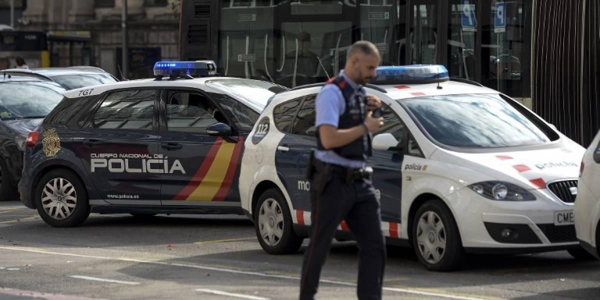 Policía de Barcelona investiga crimen cometido por guatemalteco