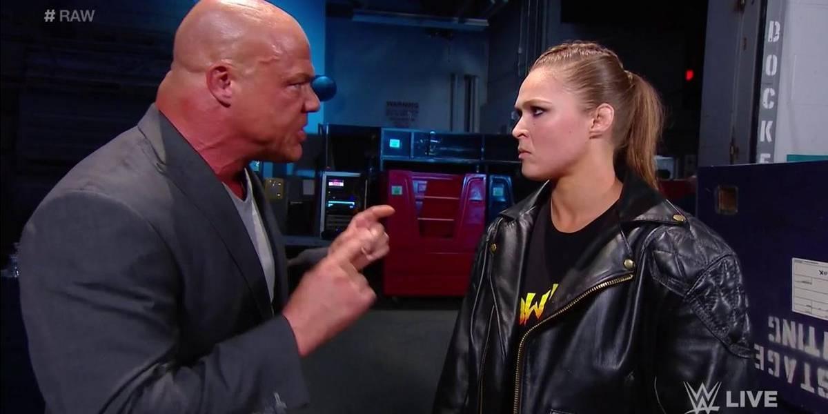 El día de furia de Ronda Rousey en WWE que le costó una suspensión de un mes