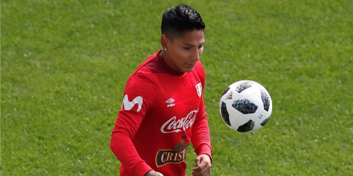 """La fe de Ruidíaz en Perú en pleno Mundial: """"Soy el goleador histórico de las prácticas"""""""