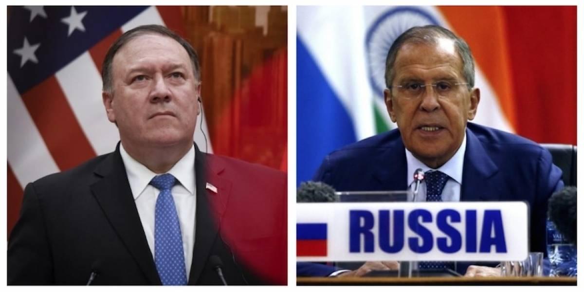Tras la cumbre Trump-Kim, Rusia y Estados Unidos conversan por teléfono