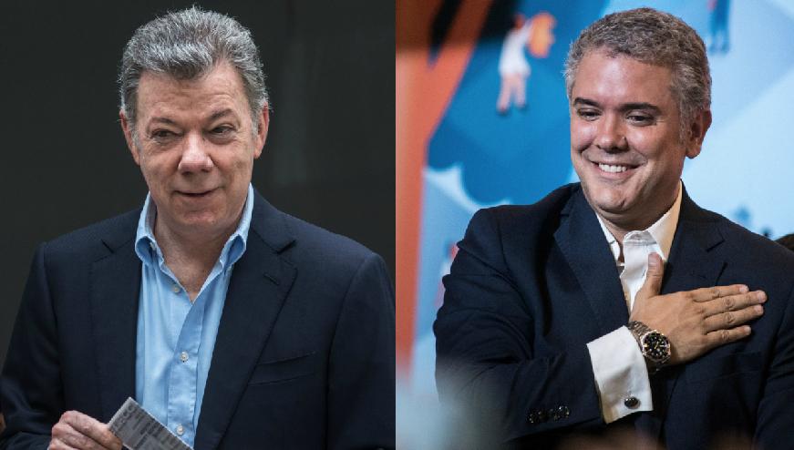 Santos y Duque se reunirán el jueves para iniciar transición